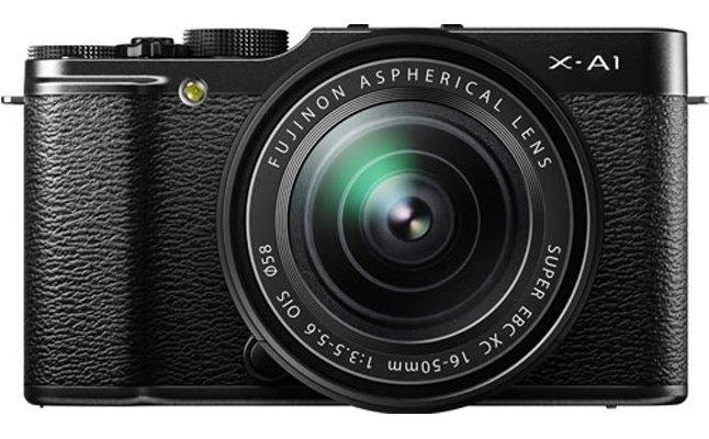 Fuji-X-A1-mirrorless-camera