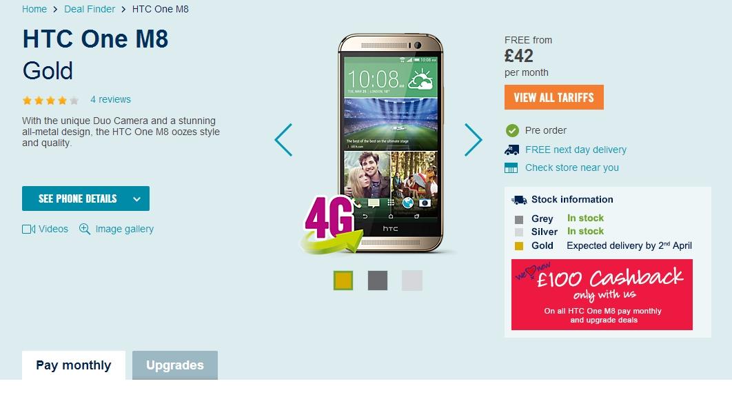 HTC-One-M8-Gold-Mulai-Sambangi-Inggris
