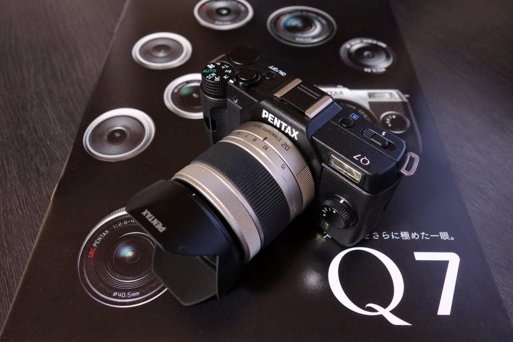 Kamera Pentax Q7