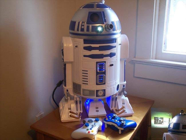 Star-Wars-R2-D2-Xbox-360-Mod-_1