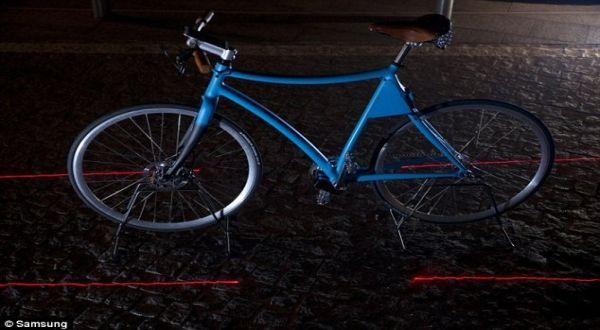 sepeda pintar samsung